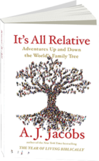 It's All Relative cover